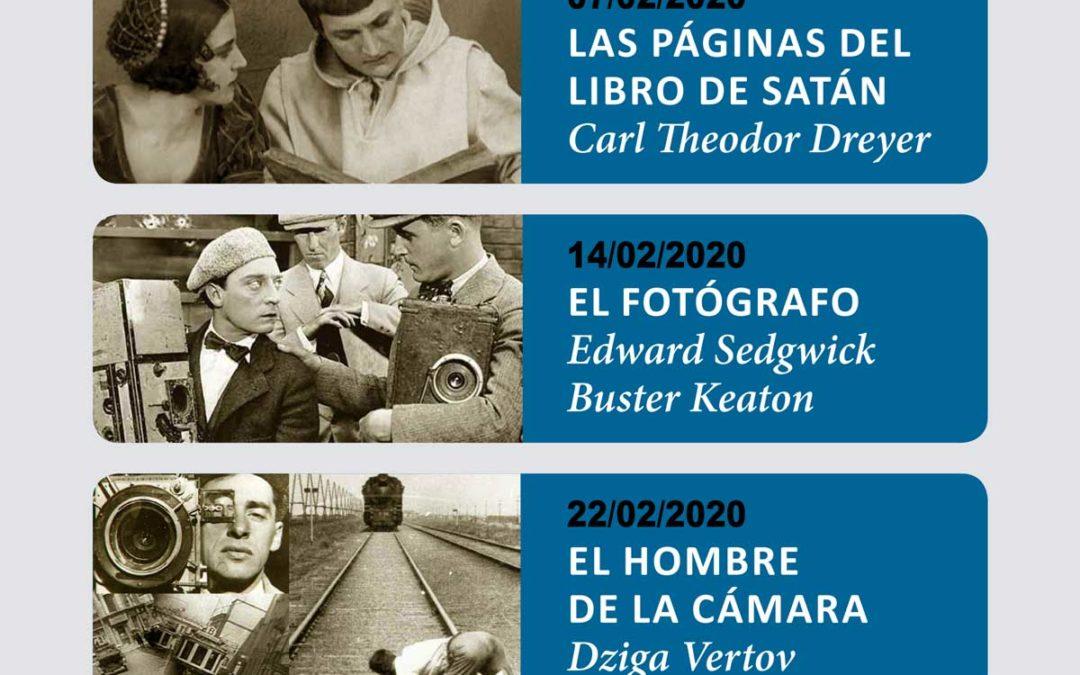 La Fundación Cajasol apuesta por 'Los 20 en el cine' en su ciclo del mes de febrero