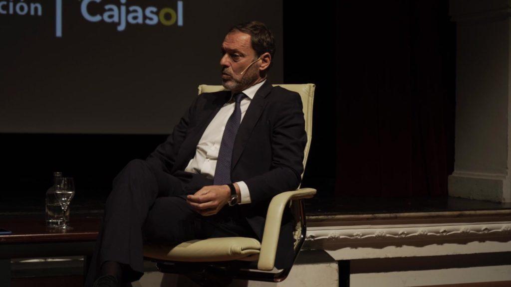Mano a Mano entre el torero Fernando Cepeda y el escritor y periodista Antonio García Barbeito