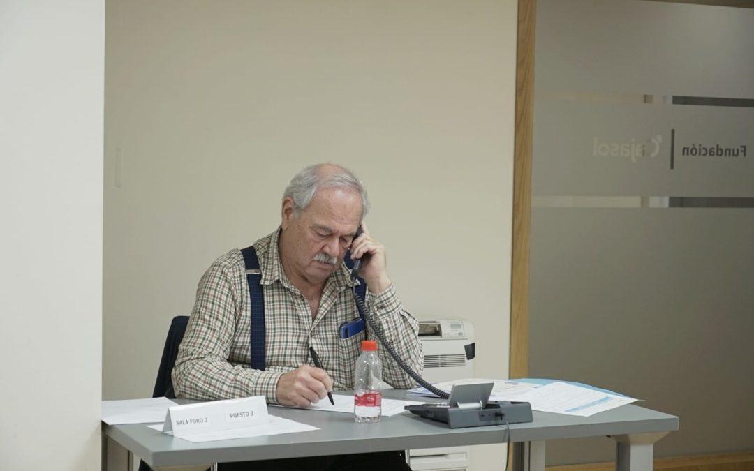 Servicio de Atención Telefónico en la Fundación Cajasol