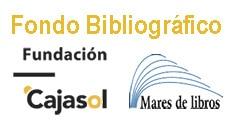 Banner del fondo bibliográfico Fundación Cajasol 'Mares de Libros'