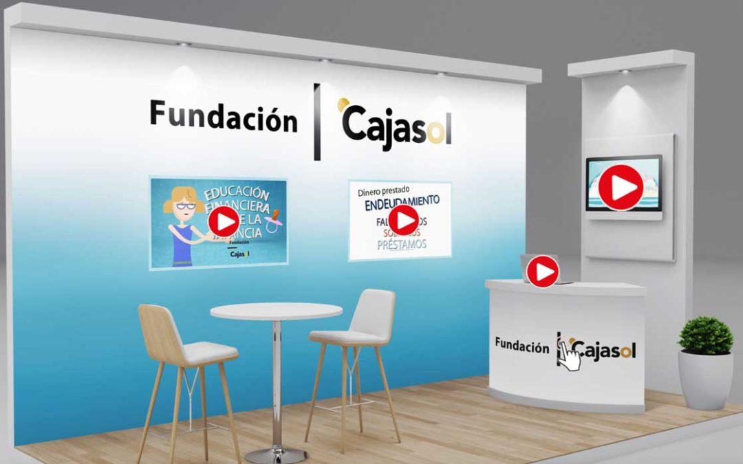 La Fundación Cajasol, en la edición virtual de la Feria de la Ciencia: ¡Ampliada hasta el 26 de junio!