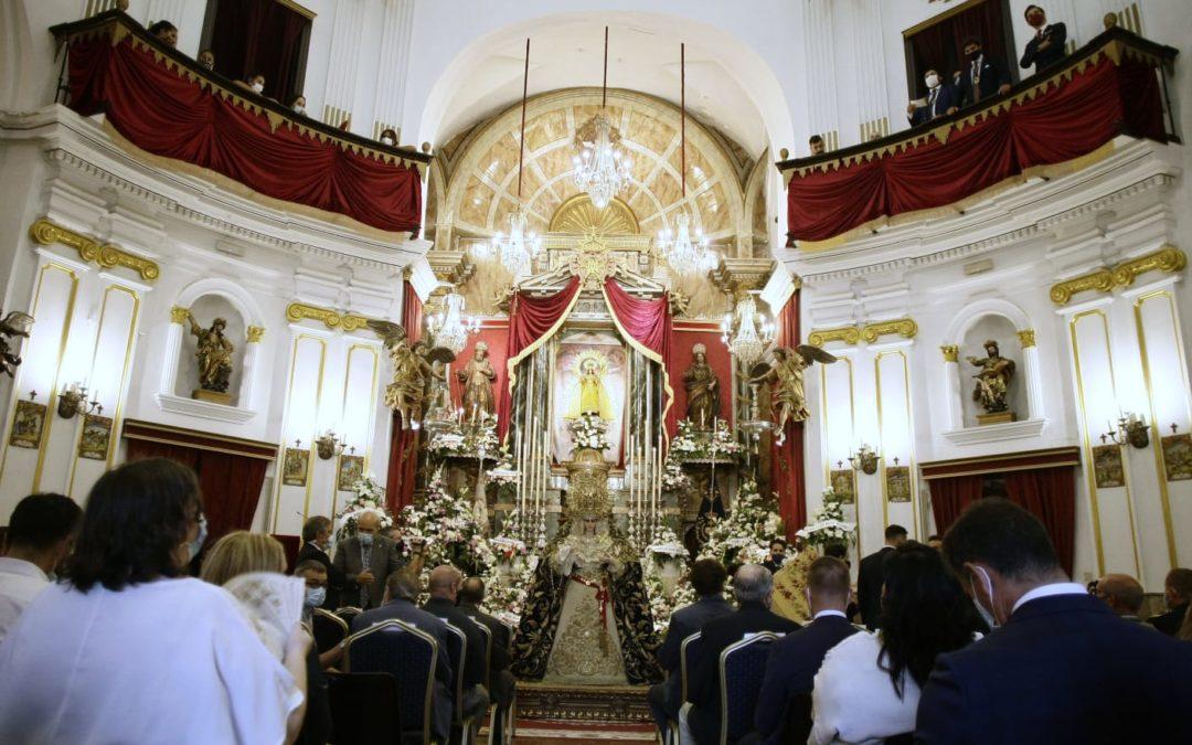Los actos de coronación de la Virgen de las Penas incluyen dos exposiciones en la Fundación Cajasol
