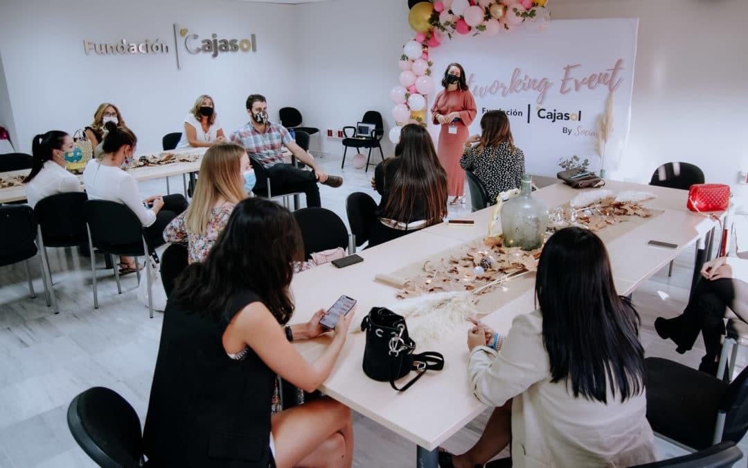 Encuentro entre empresarios e 'influencers' en Huelva
