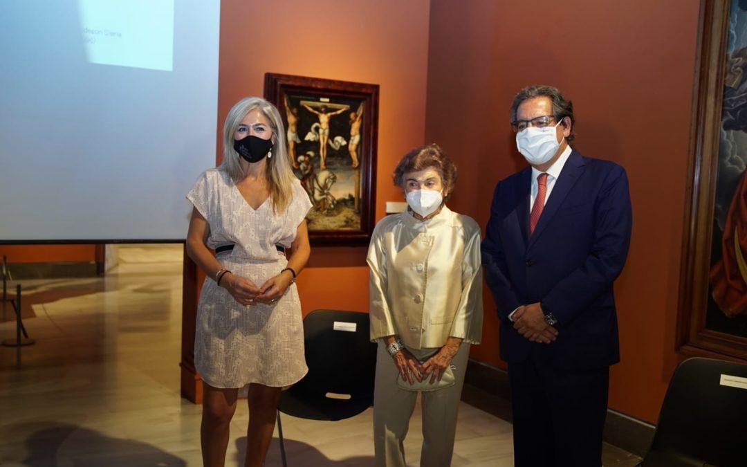 'Carmen Laffón en la Colección Cajasol', del 28 de septiembre al 10 de enero en Sevilla