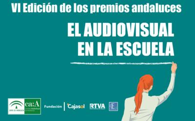Entrega de los VI Premios Andaluces 'El Audiovisual en la Escuela' en la Fundación Cajasol