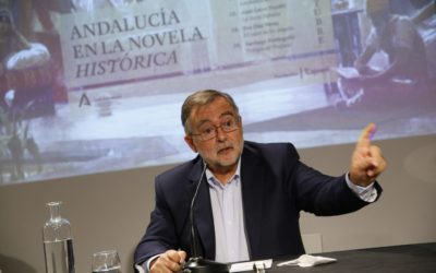 Sánchez Adalid, Calvo Poyato, Eva Díaz Pérez y Posteguillo protagonizan las jornadas 'Andalucía en la novela histórica' en Córdoba