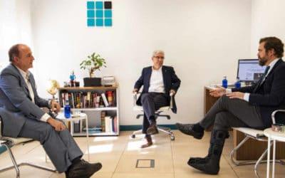 Debate sobre las Elecciones EEUU en las Conversaciones con 'El Independiente': Miguel Sebastián e Iván Espinosa de los Monteros