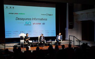 EN VÍDEO: Diálogo entre Javier Imbroda y 'Haze' en los Desayunos Informativos de Europa Press