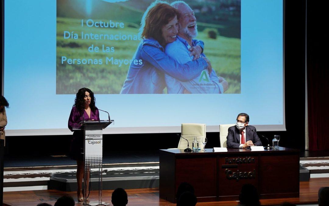 Día Internacional de las Personas Mayores en la Fundación Cajasol
