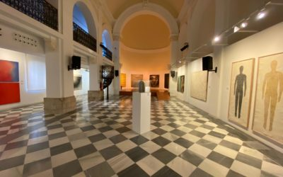 La exposición 'Colección Bassat de la Nau Gaudí de Mataró' completa su recorrido por Andalucía en Jaén
