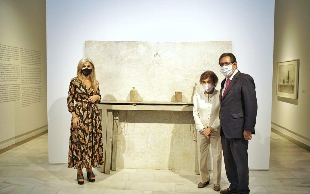 El Museo de Bellas Artes de Sevilla completa el inicio del #SemestreLaffón inaugurando la exposición 'El estudio de la calle Bolsa'