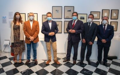 'Los Nuestros. Un puente de palabras', nueva exposición de la Fundación Cajasol en Huelva