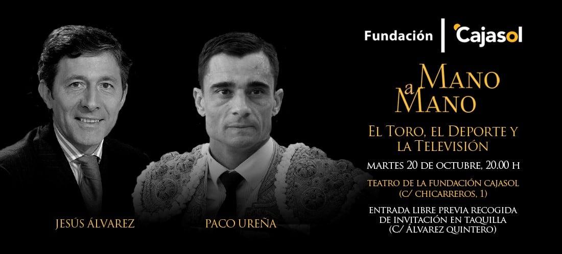 Invitación para el Mano a Mano entre Paco Ureña y Jesús Álvarez