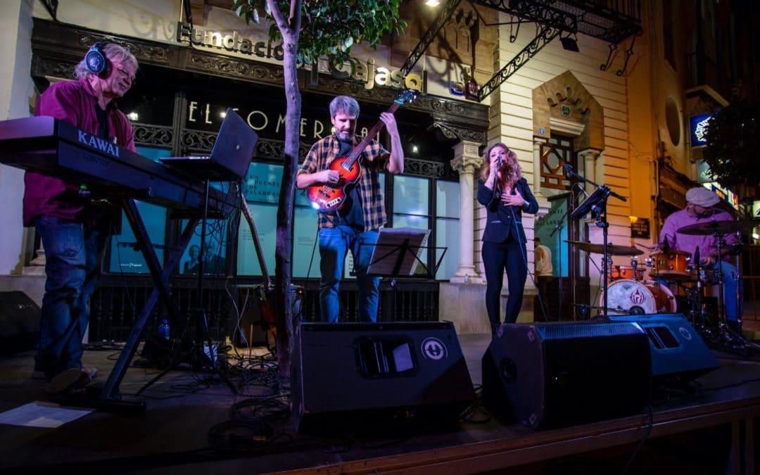 Antonia Ferrá y su Jazz Quartet clausuran el V Ciclo de 'Jazz en la Cuarta' en Huelva