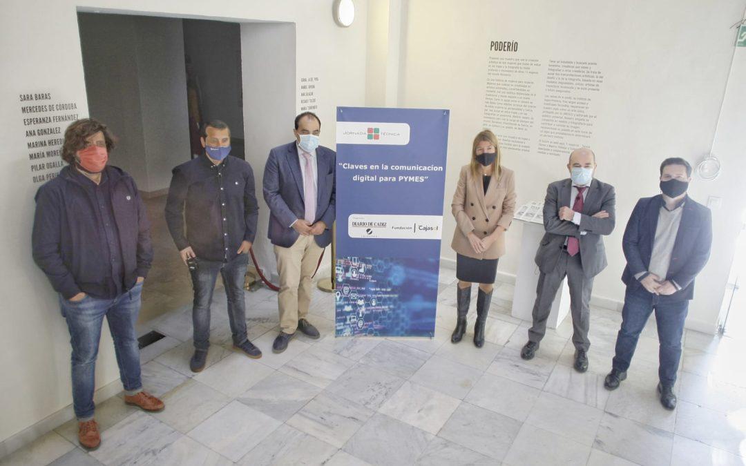 Jornada 'Clave en la Comunicación Digital para Pymes' en Cádiz
