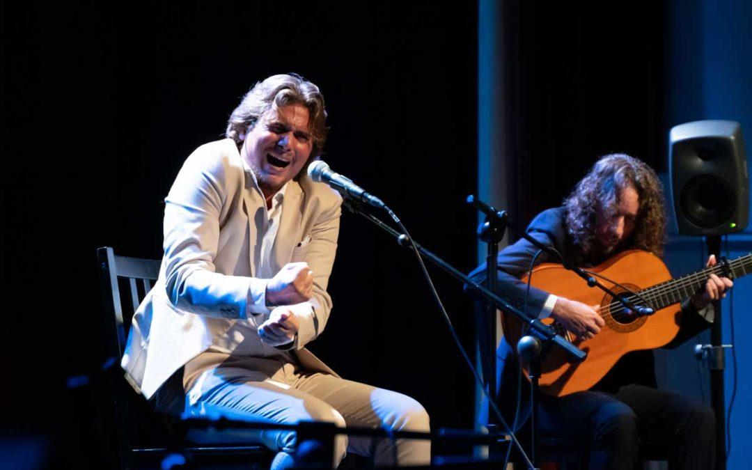Manuel de la Tomasa, 'Cantándole a la Alameda' en los Jueves Flamencos