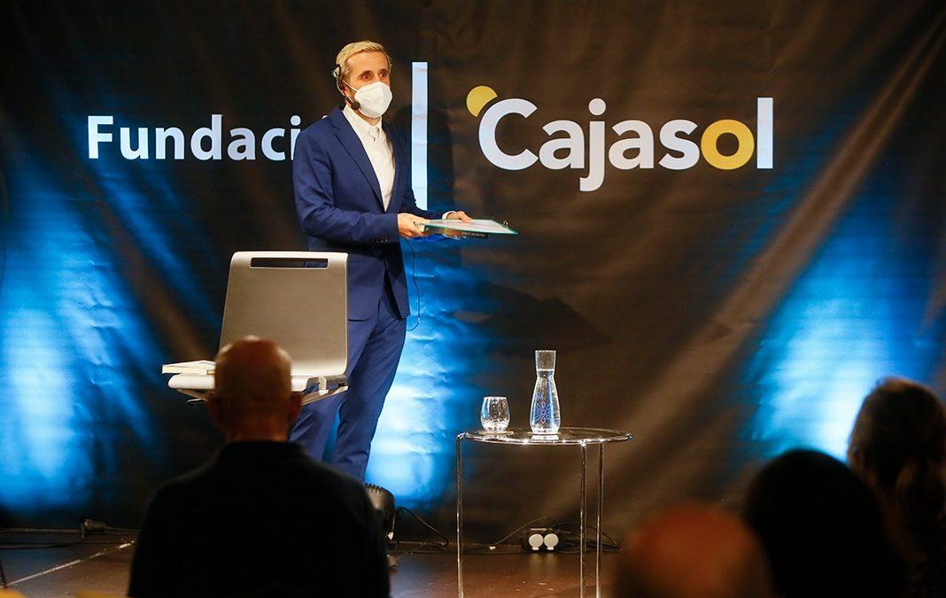 Curro Cañete, protagonista esta semana en la Fundación Cajasol con 'Ahora te toca ser feliz'