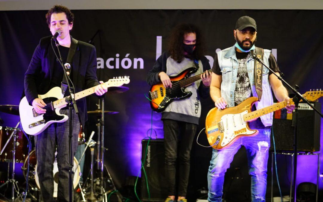 Final de Música Propia by Planneo en la Fundación Cajasol