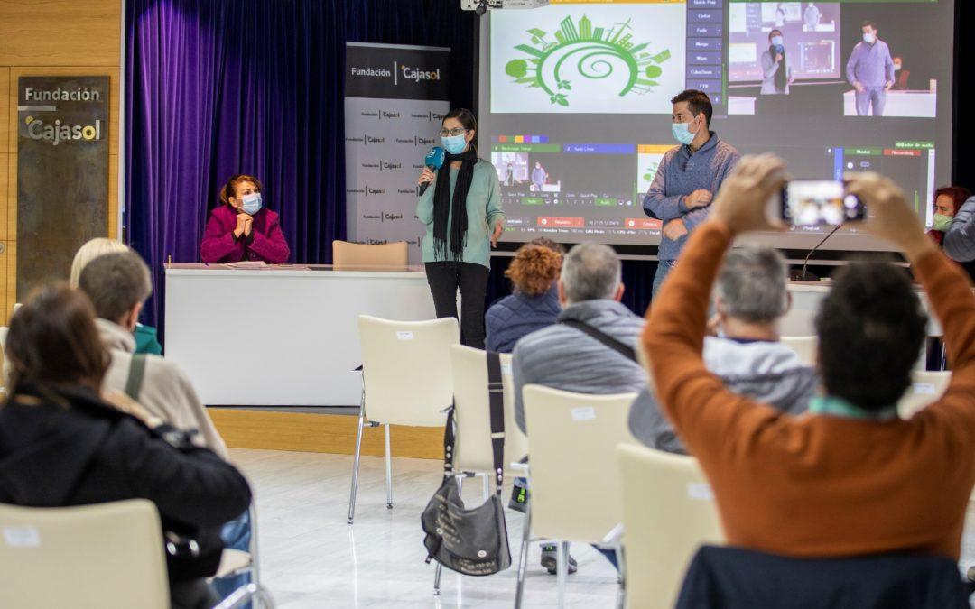 La Fundación Cajasol sigue promoviendo una reflexión sobre el concepto de economía circular a través del seminario 'La ciudad circular' en Huelva