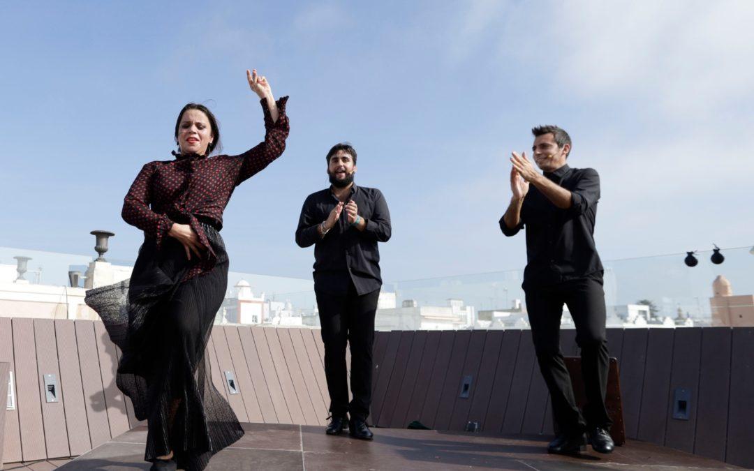 Día del Flamenco 2020: María Moreno en el XVIII Festival de Música Española de Cádiz desde la Fundación Cajasol