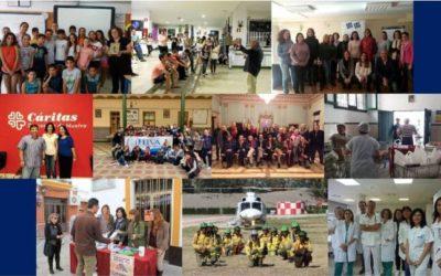Estos son los candidatos a los III Premios Buena Gente de Huelva