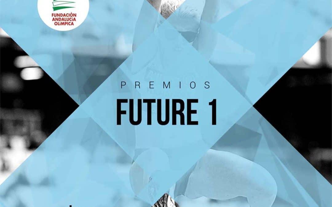 La Fundación Cajasol premia a deportistas en categoría 'Future 1' dentro del Plan Andalucía Olímpica 2020